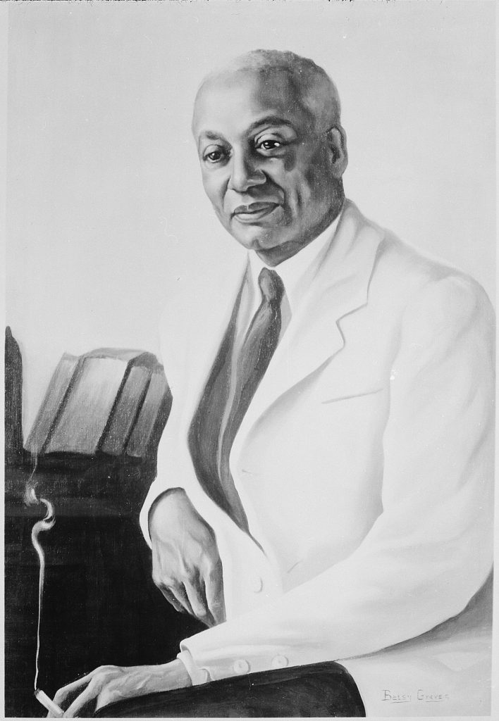 Alain LeRoy Locke: the first Black Rhodes Scholar to 'benefit' from Rhodes' legacy.