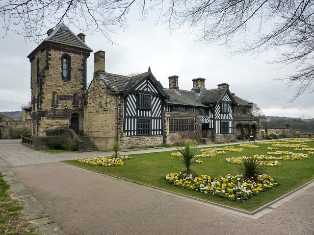 Shibden Hall, the residence of Anne Lister from the BBC series Gentleman Jack - one of the OHR editors' picks.